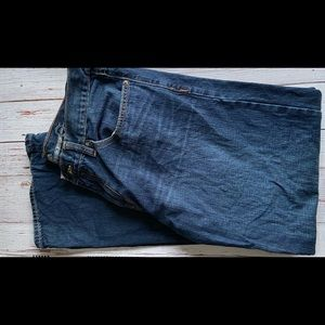 Old Navy Men's Loose Jeans Dark wash size 34x32